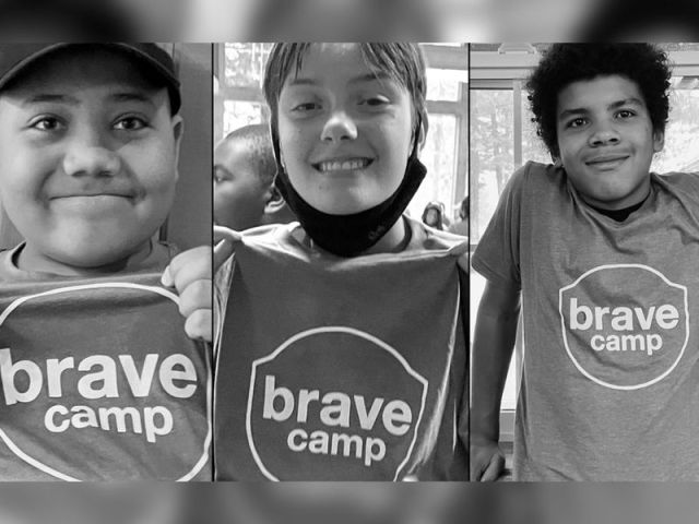 today im brave honors the kids and agencies behind its first ever brave camp - Today, I'm Brave honors the kids and agencies behind its first-ever Brave Camp