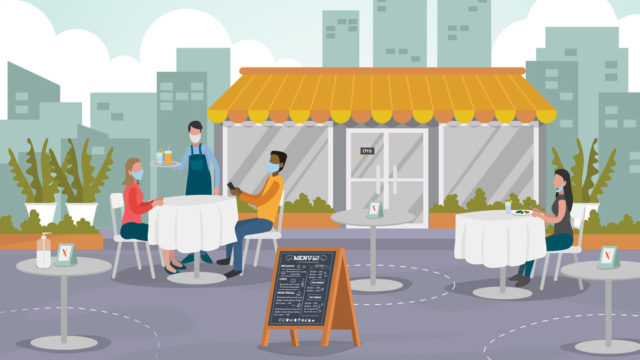 dining establishments that thrived during covid can thank on the go diners - Dining establishments That Thrived During Covid Can Thank On-the-Go Diners