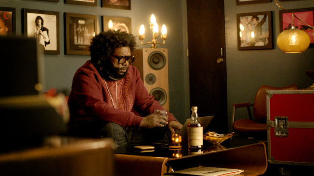 questlove and the balvenie scotch whisky team up for a video series exploring creativity - Questlove and The Balvenie Scotch Whisky Team Up for a Video Series Exploring Creativity