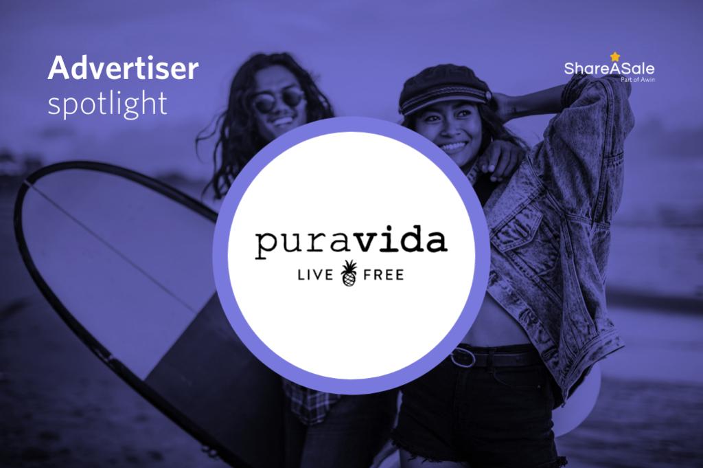advertiser spotlight pura vida - Advertiser spotlight: Pura Vida