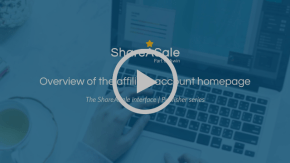 getting going on shareasale 1 - Getting going on ShareASale