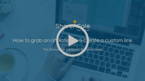 getting going on shareasale 3 - Getting going on ShareASale