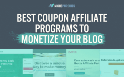 the best coupon affiliate programs for thrifty bloggers - The Best Coupon Affiliate Programs for Thrifty Bloggers