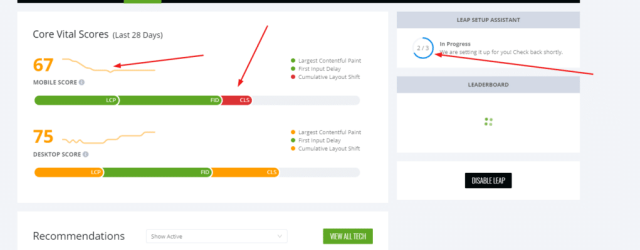 ezoic leap review an easy way to improve site speed and core web vitals 2 - Ezoic Leap Review: An Easy Way to Improve Site Speed and Core Web Vitals?