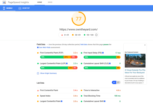 ezoic leap review an easy way to improve site speed and core web vitals 3 - Ezoic Leap Review: An Easy Way to Improve Site Speed and Core Web Vitals?