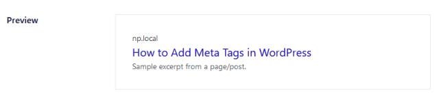 how to add meta tags to wordpress 3 best plugins for wordpress meta tags 4 - How To Add Meta Tags To WordPress: 3 BEST Plugins For WordPress Meta tags