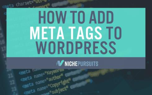 how to add meta tags to wordpress 3 best plugins for wordpress meta tags - How To Add Meta Tags To WordPress: 3 BEST Plugins For WordPress Meta tags