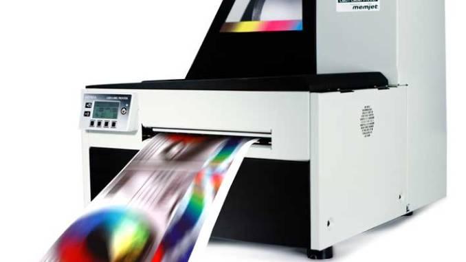 Afinia L801 Memjet label printer