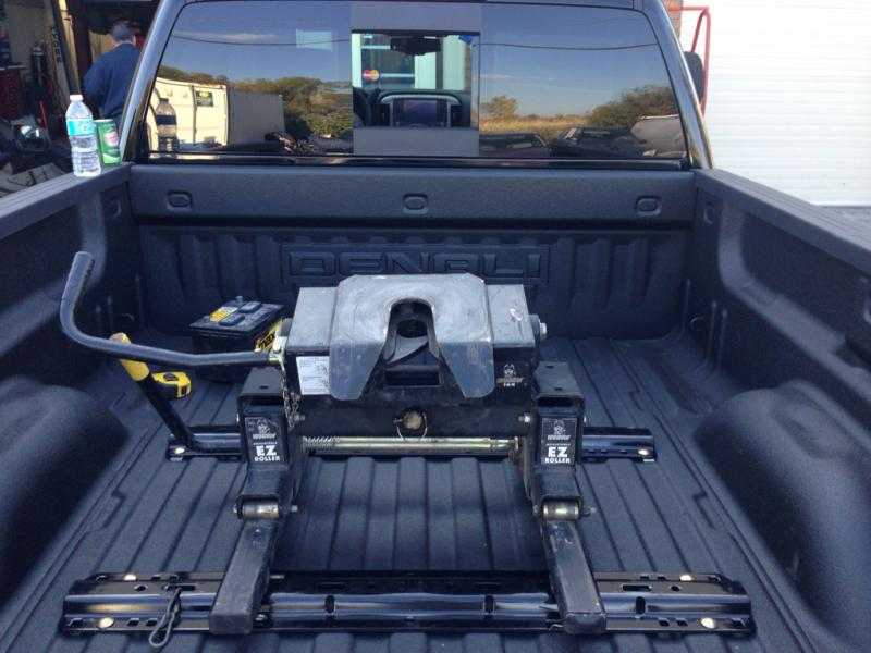 2015 Camper Wire Provision / Fifth Wheel Install