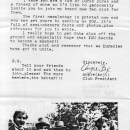 Duranies Unite Fan Club Letter
