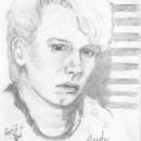 Andy Taylor portrait circa 1984