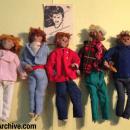 Duran Members Handmade Dolls