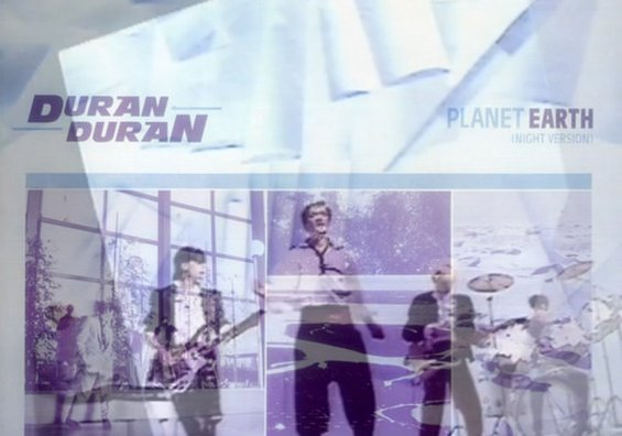 Planet Earth video (1981)