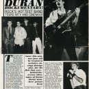 Duran Duran rockumentary