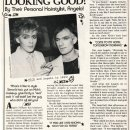 Their secrets to looking good (1985)