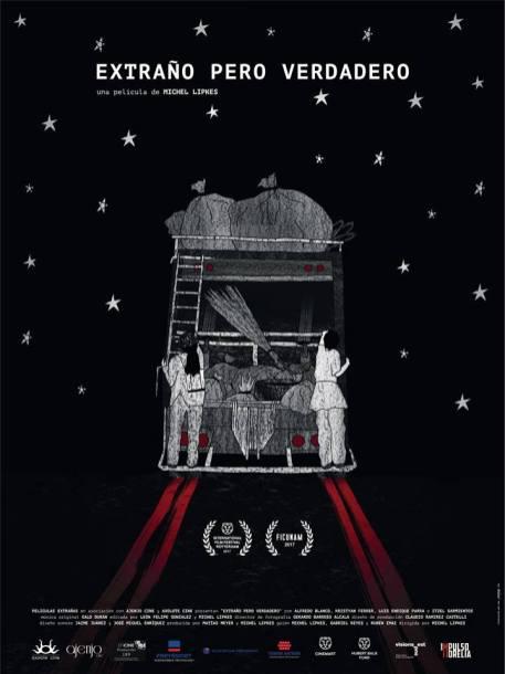 EXTRAÑO PERO VERDADERO. Director: Michel Lipkes