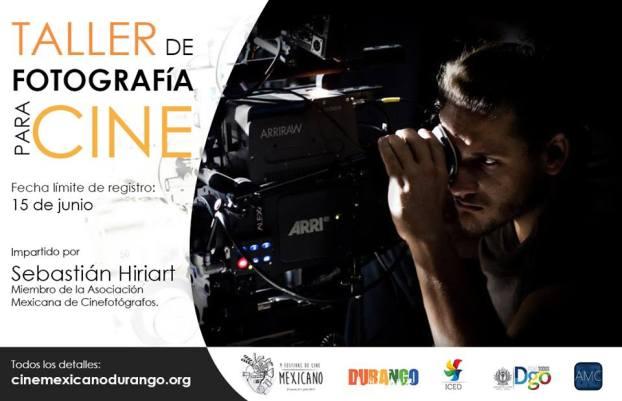 TALLER DE FOTOGRAFIA PARA CINE GUERRILLA
