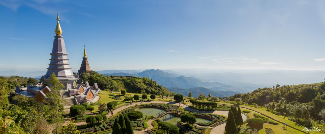 Doi Inthanon - Highest Peak in Thailand