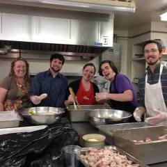 Manna Soup Kitchen – Meals for families 2016
