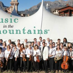 Music in the Mountains Events thru July 30th