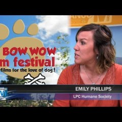 Bow Wow! Film Festival, July 27th