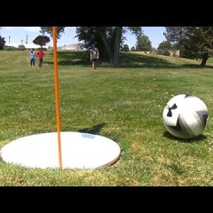 Footgolf Arrives in the Four Corners