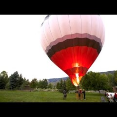 Wouldn't You Like to Ride in a Beautiful Balloon?