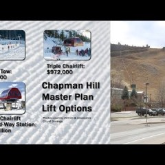 Chairlift for Chapman?