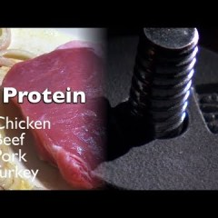 HEALTHY LIVING: Protein and Exercise