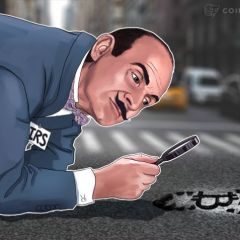 IRS Forms New Team To Track Down Crypto Tax Evaders