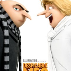Outdoor Movie Night – DESPICABLE ME 3 – Friday, June 22, 2018