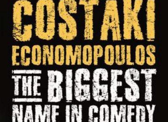 Comedy Showcase : Costaki Economopolus