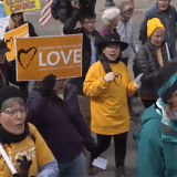 Third-Annual Women's March Jan. 19