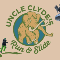 Register for Uncle Clyde's Run & Slide – 3/7