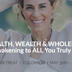 Health, Wealth, & Wholeness: Retreat For Women