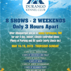 Durango Kennel Club – AKC Dog Show