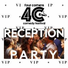 4 Corners Comedy Festival – August 22nd