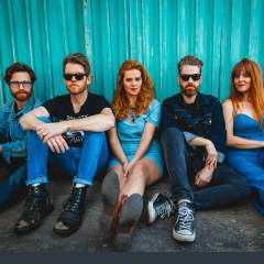 Concerts In The Plaza – Gingerbomb – Three Springs – Thursday August 1st