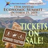 October 23rd – 13th Annual Economic Summit!