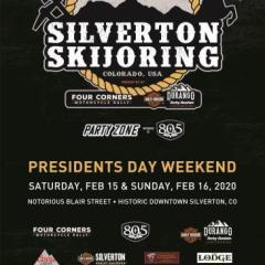 Silverton Skijoring This Weekend!