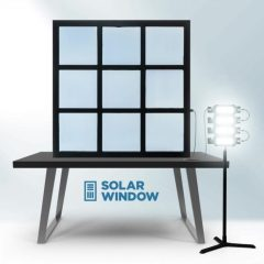 Our Largest SolarWindow