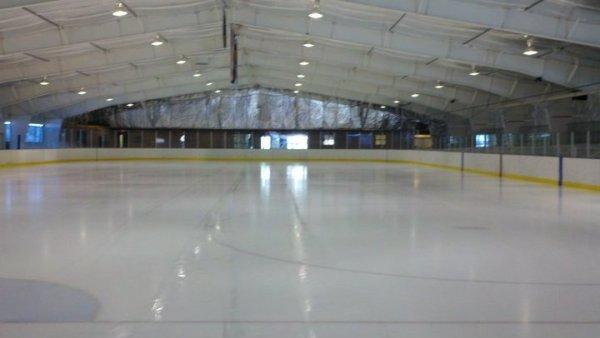 chapman hill ice rink