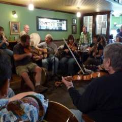 Traditional Celtic Music Sundays