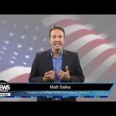 Meet Matt Salka, Democratic Candidate for County Commissioner, District 3