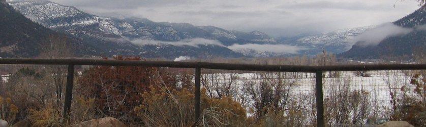 North Animas Valley Winter