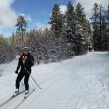Miles of Trails Await Cross Country Skiers at Chicken Creek