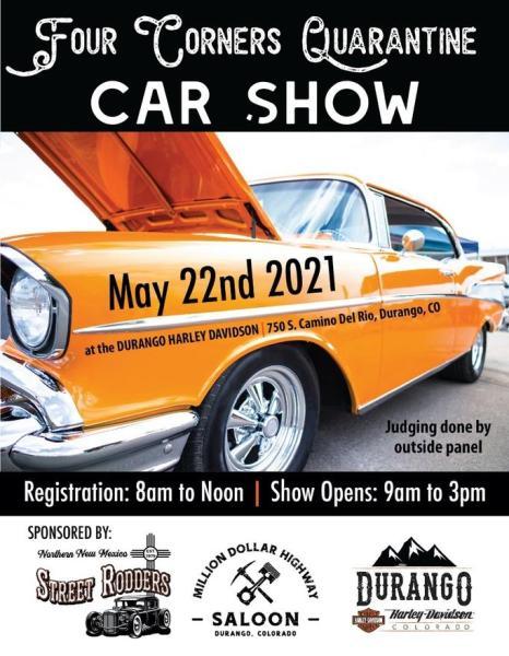 durango car show 2021