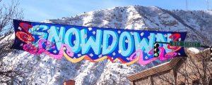 snowdown banner