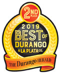 2019 best of durango broker 2nd place