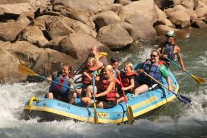 Family Friendly Raft Trips